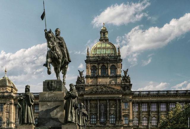 Национальный музей Чехии, Прага