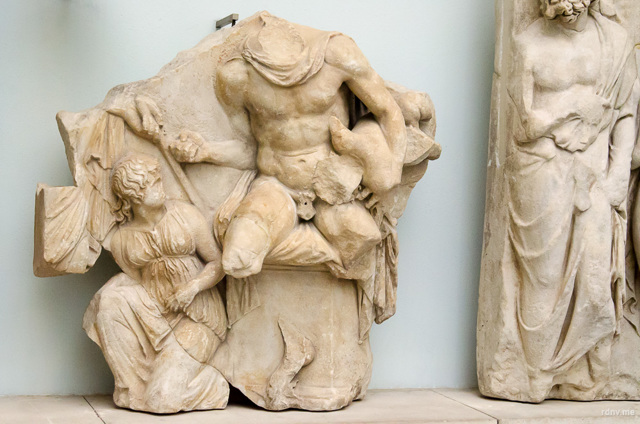 Пергамский музей (Пергамон), Берлин, Германия