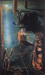 Головокружение, Сальвадор Дали, 1930
