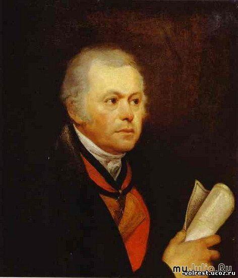 Портрет графа Ф. В. Ростопчина, О. А. Кипренский, 1809