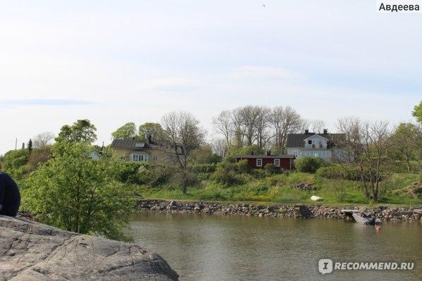 Морская крепость Суоменлинна, Финляндия