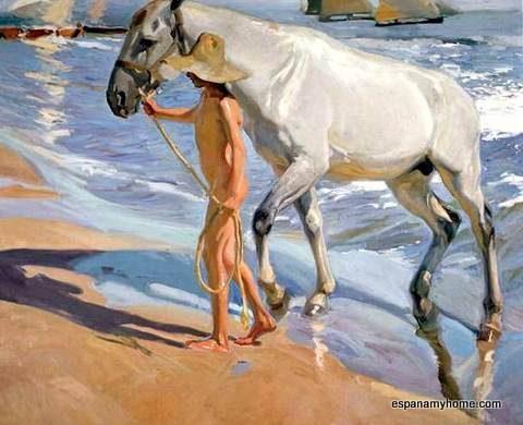 Хоакин Соролья, биография и картины » Музеи мира и картины известных художников