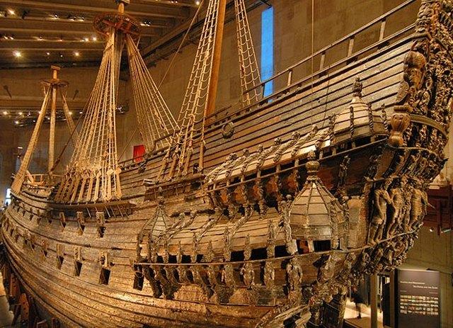 Технический музей, Стокгольм, Швеция