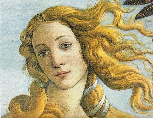 Рождение Венеры, Сандро Боттичелли