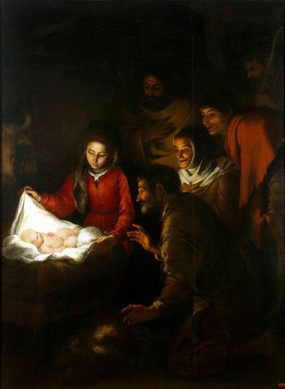 «Поклонение пастухов», Бартоломе Эстебан Мурильо — описание картины