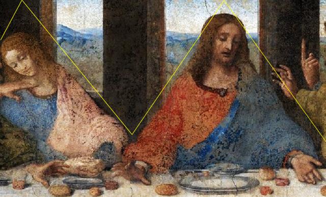 Картина «Тайная вечеря», Леонардо да Винчи — описание картины