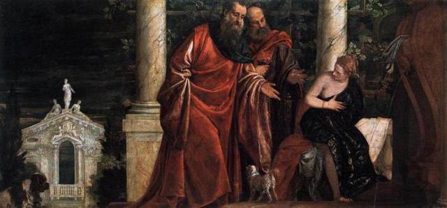 Творчество художника Паоло Веронезе, картины и биография