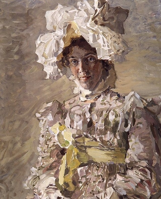 Гадалка, Михаил Врубель, 1895