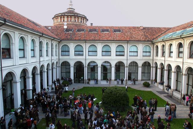 Музей Леонардо да Винчи в Милане, Италия