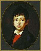 Орест Адамович Кипренский: картины (портреты), краткая биография