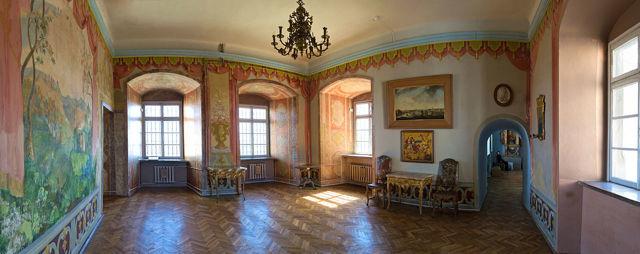 Олеский замок-музей, Украина, Олеско