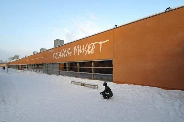 Музей современного искусства, Стокгольм, Швеция