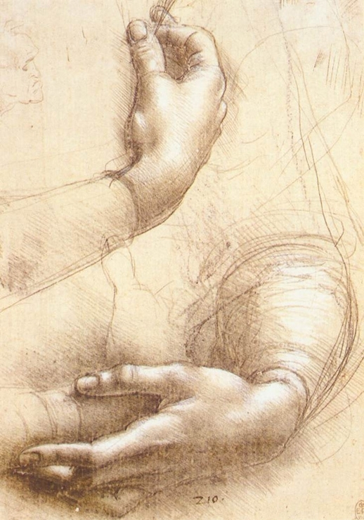 Портрет Джиневры де Бенчи, Леонардо да Винчи