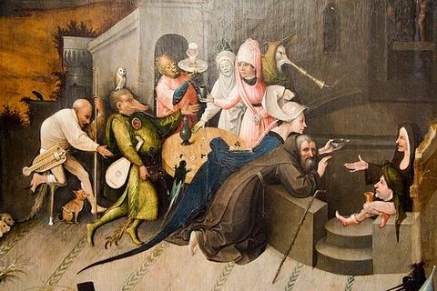 Искушение св. Антония, Давид Тенирс Младший