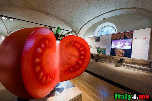 Музей макарон, Рим, Италия