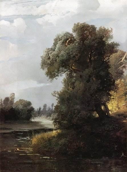 Описание картины Саврасова