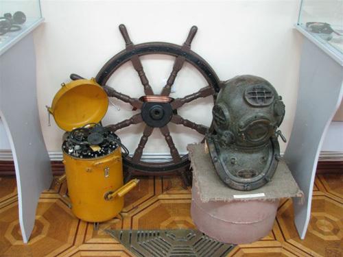 Музей судостроения и флота, Украина, Николаев
