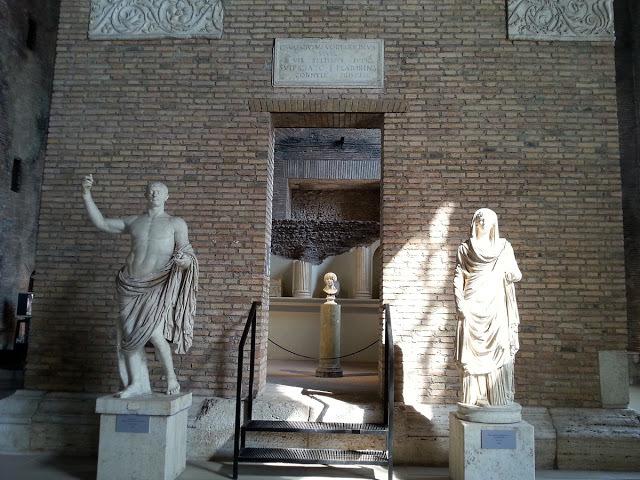 Национальный музей Рима (музей Терм)
