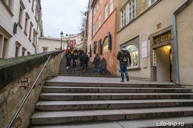Пражский Град в Праге, Чехия