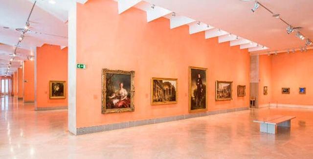 Музей Тиссен-Борнемисы, Испания, Мадрид