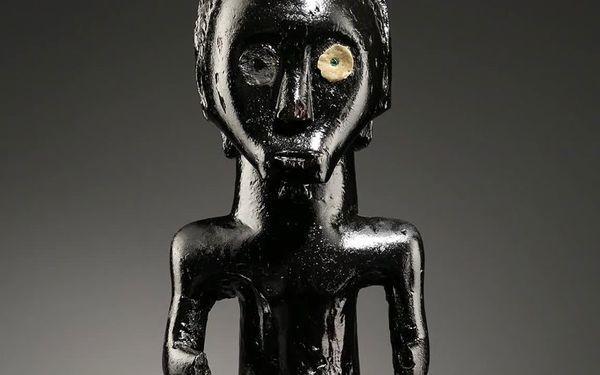 Скульптура тропической и южной Африки