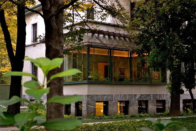 Дом-музей Акселя Мунте, Италия