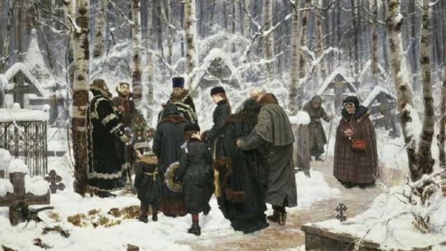 «На войну», 1888, Константин Аполлонович Савицкий — описание картины