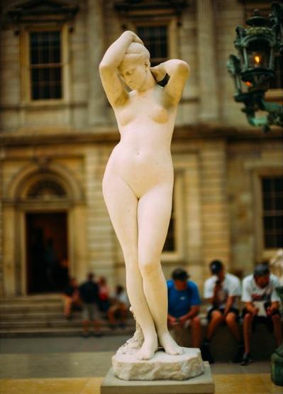 Музей Метрополитен в США бьет все рекорды посещаемости » Музеи мира и картины известных художников