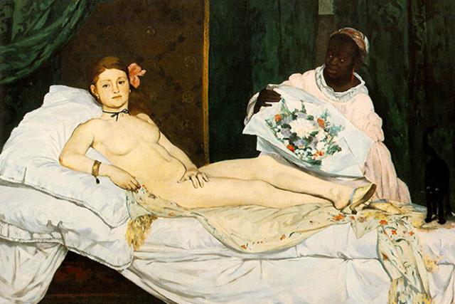 Эдуард Мане: картины и биография художника