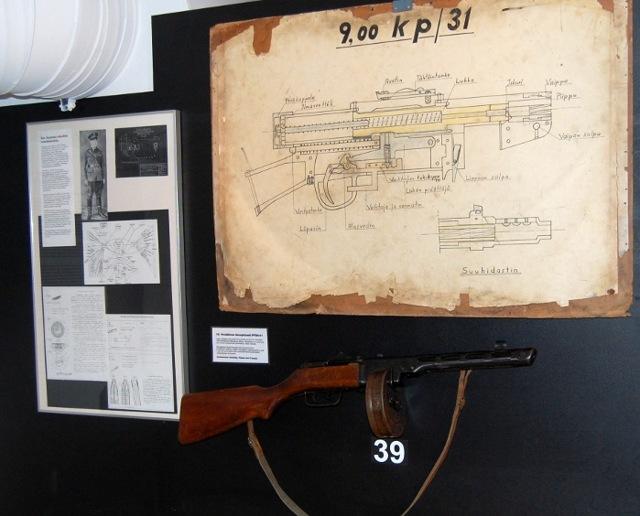 Музей шпионажа в Финляндии, Тампере