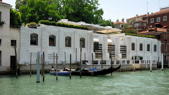 Музей Пегги Гуггенхайм, Венеция