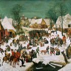 «Триумф смерти», Питер Брейгель Старший — описание картины