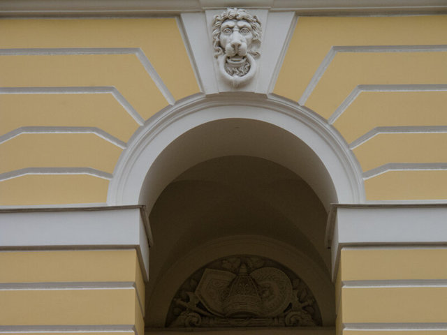 Русский музей в Санкт-Петербурге - картины, Россия