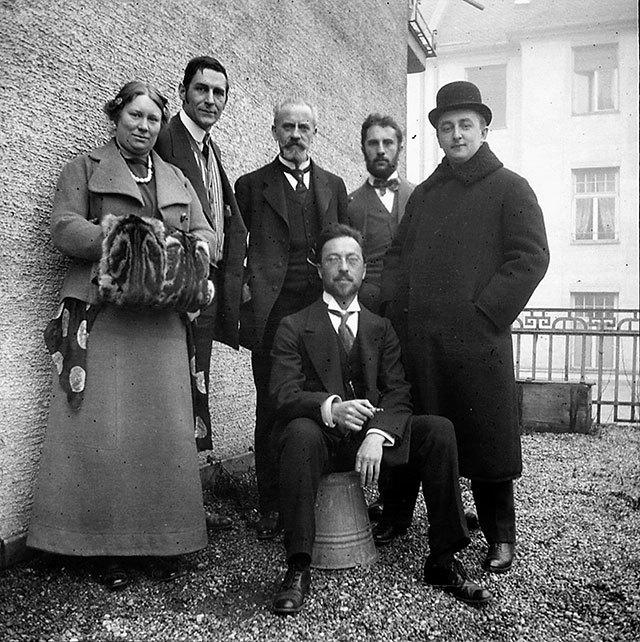 Композиция vii, Василий Васильевич Кандинский, 1913