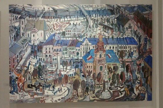 Музей русского искусства в США, Нью-Джерси