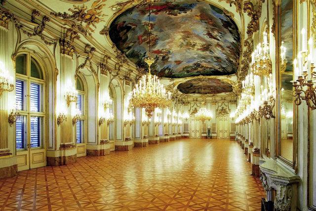 Дворец Шенбрунн, Вена, Австрия: описание, карта, как добраться