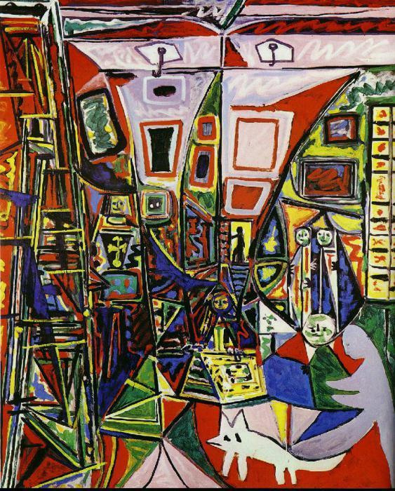 «Пряхи», Диего Веласкес — описание картины