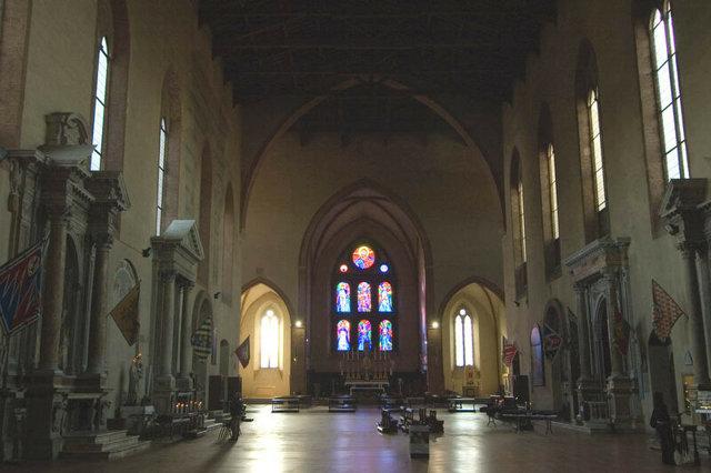 Святая Екатерина Сиенская просит Христа освободить Пальмертину, Джироламо ди Бенвенуто