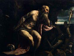 «Моисей», Якопо Бассано — описание картины