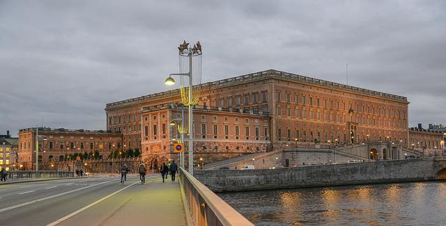 Ливрусткаммарен, Швеция, Стокгольм