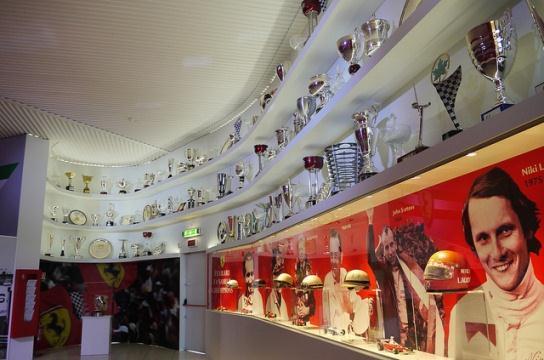 Музей Феррари, Италия, Маранелло - описание музея