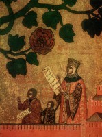 Троица Ветхозаветная, Симон Ушаков, 1671