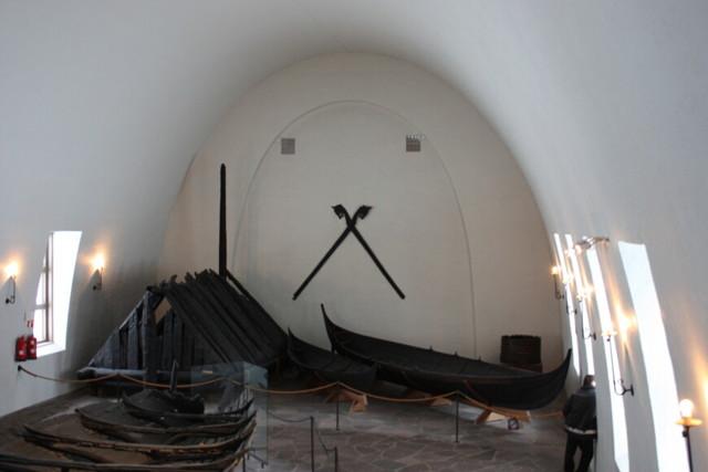 Музей кораблей викингов в Осло: любимый музей норвежцев