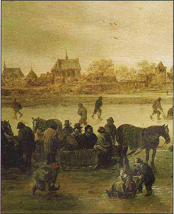 Охота на кабана, Питер Пауль Рубенс