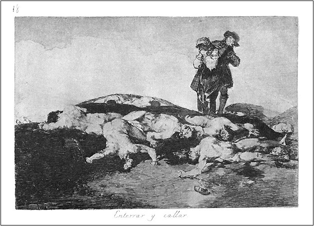 Жмурки, Франсиско Гойя, 1789 - описание картины