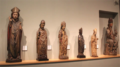 Музей Фредерика Мареса, Барселона » Музеи мира и картины известных художников