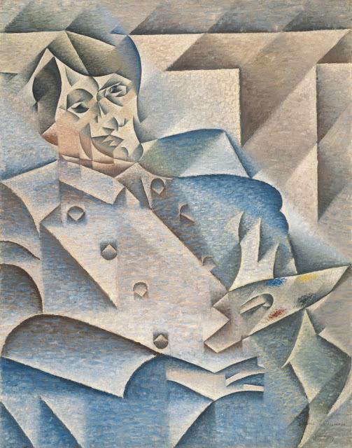 Портрет Вильгельма Уде, Пабло Пикассо, 1910