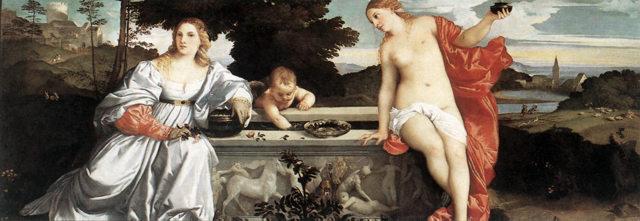 Биография Тициана Вечеллио и его картины