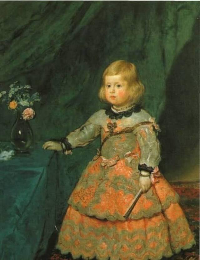 Портрет Джованни Медичи ребёнком, Аньоло Бронзино