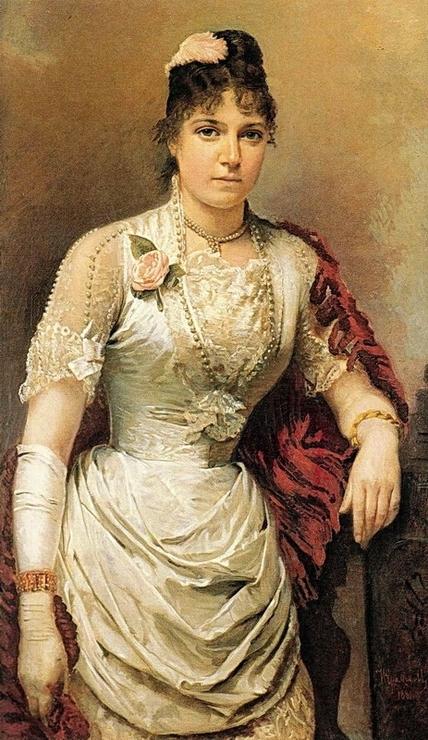 За чтением. Портрет Софьи Николаевны Крамской, 1863